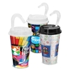 Full Colour Reusable Cups Lid straw