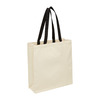 Heavy Duty Canas Tote Bags With Gusset