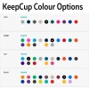 KeepCup Colour Options