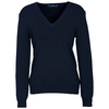 Ladies V-Neck Pullovers