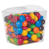 M&M's in Clear Boxes