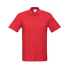 Mens Crew Polo Red