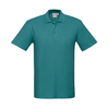 Mens Crew Polo Teal
