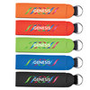 Neoprene Wristband Keyrings Group