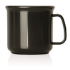 Promotional Plastic Mugs Black
