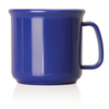 Promotional Plastic Mugs Royal Blue