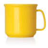 Promotional Plastic Mugs Yellow