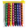 PVC Pouch Crayons