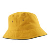 Sandwich Brim Bucket Hats