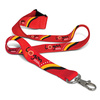 Serpent Lanyards Decorated