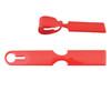 Shiny PVC Self Locking Tags