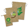 Small Jute Gift Bags