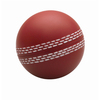 Maroon Cricket Ball Stress Balls