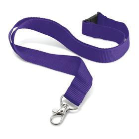 Purple20mmUltimoLanyards