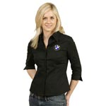 Principal Ladies 3/4 Sleeve Shirt